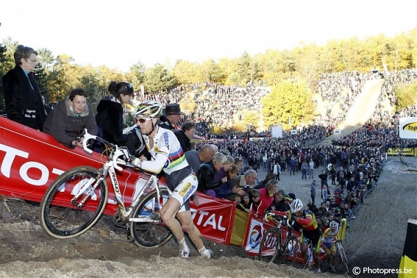 Zonhoven Superprestige is for... Styby